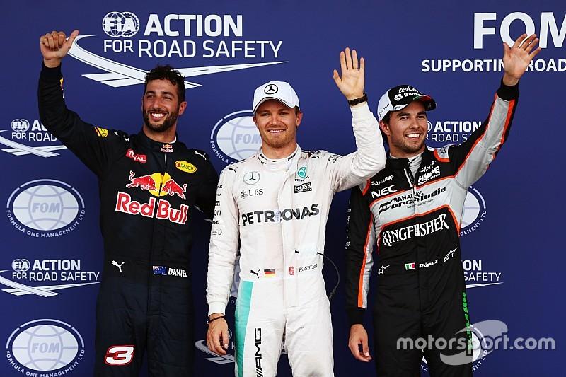Rosberg desquicia a Hamilton y se lleva la pole