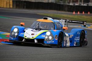 勒芒24小时耐力赛 比赛报告 耀莱成龙DCR车队摘得勒芒垫赛胜利