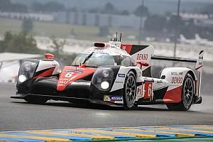 Le Mans Crónica de Carrera La velocidad promedio es el arma de Toyota en Le Mans