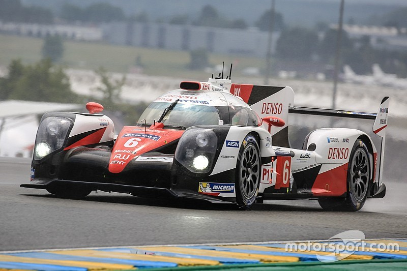 La velocidad promedio es el arma de Toyota en Le Mans