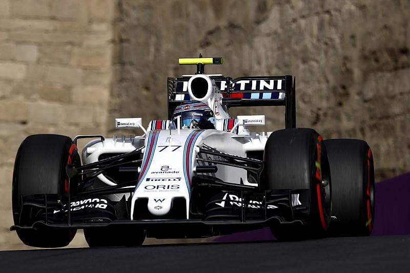 """Bottas admite que lo de Williams """"no fue bueno"""""""