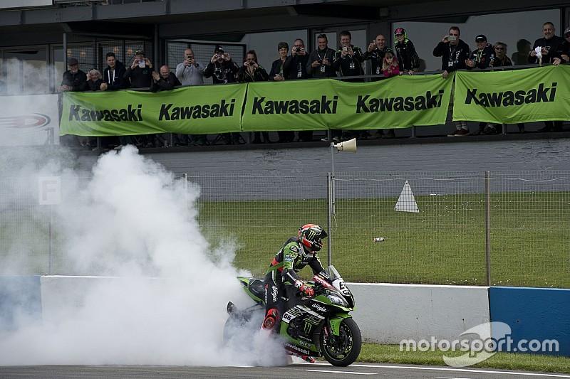 Tom Sykes renueva con Kawasaki por dos temporadas