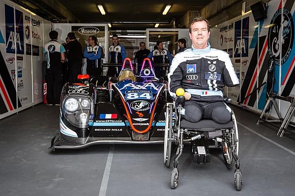 Frederic Sausset nach 24h Le Mans: