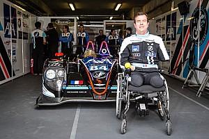 Le Mans News Frederic Sausset nach 24h Le Mans: