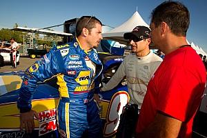 NASCAR Sprint Cup Previo Patrick Carpentier correrá en la NASCAR Sprint Cup en Sonoma