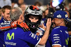 """MotoGP Noticias Lorenzo: """"No tengo prisa para decidir mi nuevo jefe de mecánicos"""""""