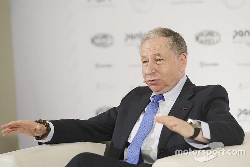 托德:F1已无需革命,但依然面对关键挑战