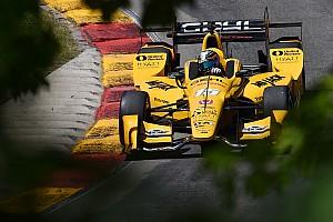 IndyCar Reporte de prácticas Rahal marca el mejor tiempo en la segunda práctica libre