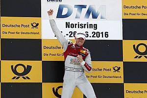 DTM Crónica de Carrera Victoria de Mortara tras un choque de los Mercedes