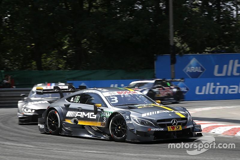 DTM Norisring: Paul di Resta mit Bestzeit für Mercedes im 3. Training