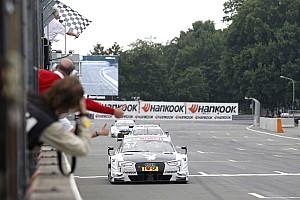 DTM 比赛报告 DTM诺里斯林R2:发卡弯事故频发,尼科·穆勒为奥迪再添一胜
