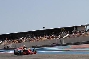 Formula V8 3.5 Reporte de la carrera El debutante Deletraz consigue la victoria