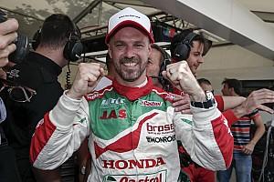 WTCC Reporte de la carrera Monteiro celebró ante su gente en Portugal