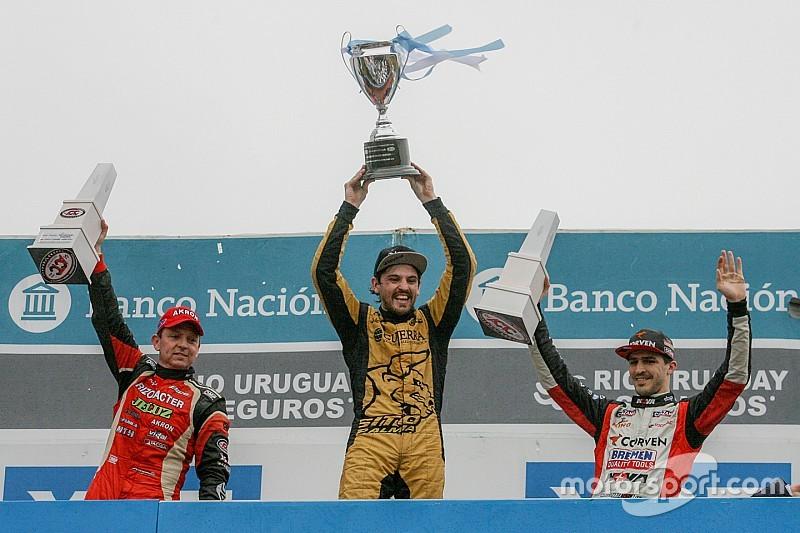 Di Palma obtuvo el triunfo en Concepción