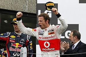 A futam, amin minden megtörtént: Schumacher parádé, Button élete versenye, Vettel FAIL