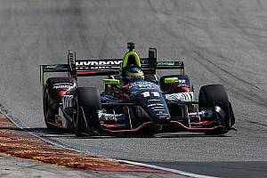 IndyCar Résumé de course Course décevante à Road America pour les Français Pagenaud et Bourdais