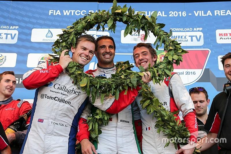 Il WTCC Teams' Trophy 2016 è della Sébastien Loeb Racing