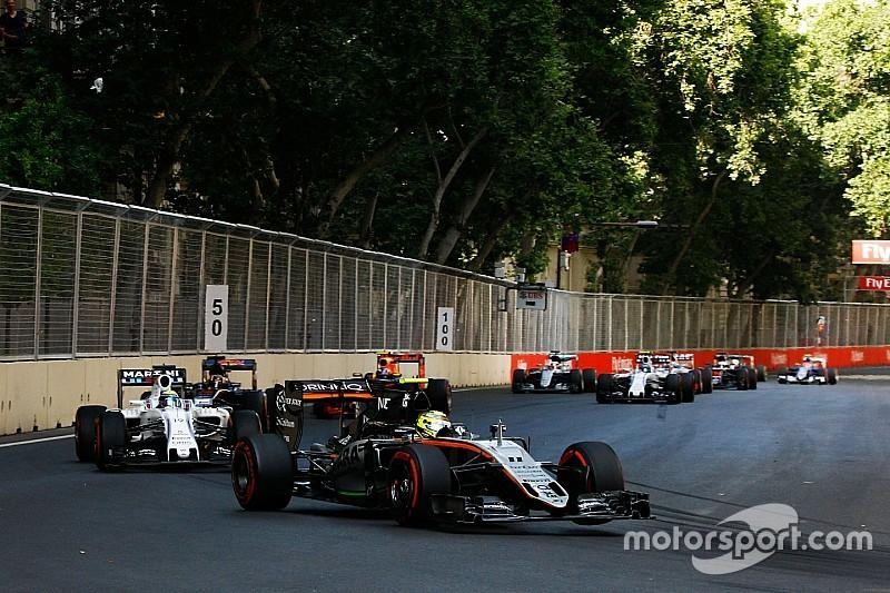 Force India va por Williams en el campeonato