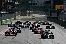 Прост: у Формулі 1 повинна бути повна свобода у виборі шин
