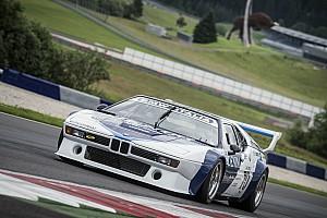 Retro Nieuws Topshots: Berger en Quester testen de BMW M1 Procars
