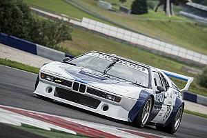 Historisch Feature Bildergalerie: Berger und Quester testen BMW M1 Procars in Spielberg