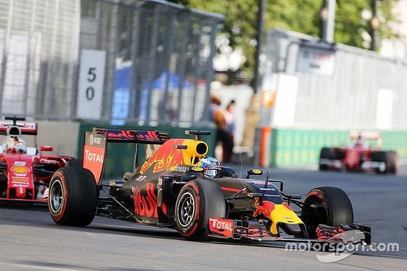 Renault планирует обновить мотор к Гран При Японии