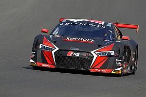 BSS Prove libere Dominio firmato Audi nelle prime libere del Nurburgring
