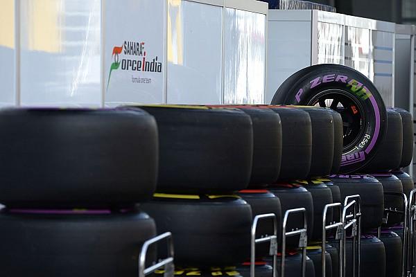 Gomme: la FIA ora verifica le pressioni prima che vengano montate