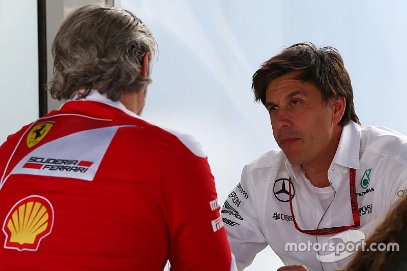 Mercedes staat open voor nieuwe verdeling prijzengeld