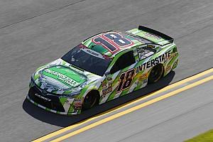 NASCAR Cup Reporte de prácticas Fuerte accidente de Kyle Busch en Daytona