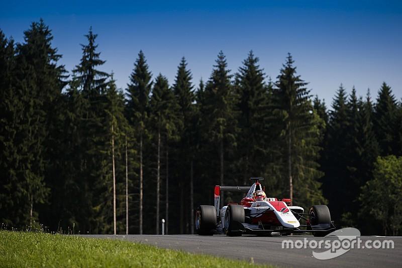 GP3: Leclerc wint, eerste podium Nyck de Vries