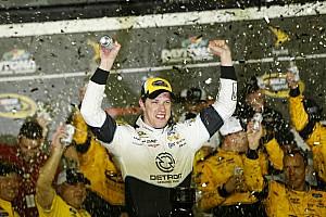 Monster Energy NASCAR Cup Yarış raporu Brad Keselowski, Busch kardeşleri yendi ve Daytona'da zafere ulaştı