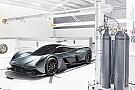 Automotivo Aston Martin revela carro criado por Newey; veja imagens
