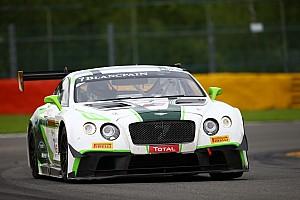 BES Testbericht 24h Spa: Bestzeit für Bentley beim Testtag zum Langstrecken-Klassiker