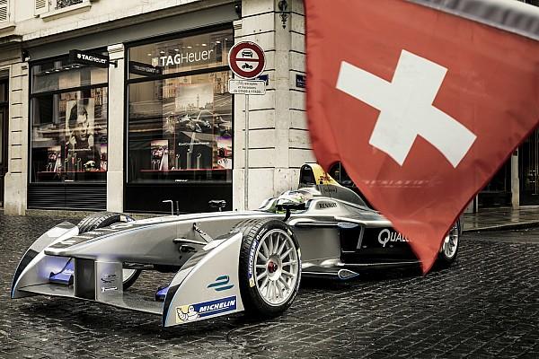 Formula E Lugano e Zurigo riparleranno di un ePrix in Svizzera!