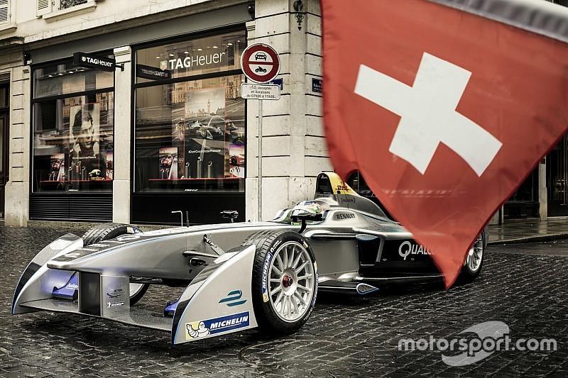 Lugano e Zurigo riparleranno di un ePrix in Svizzera!