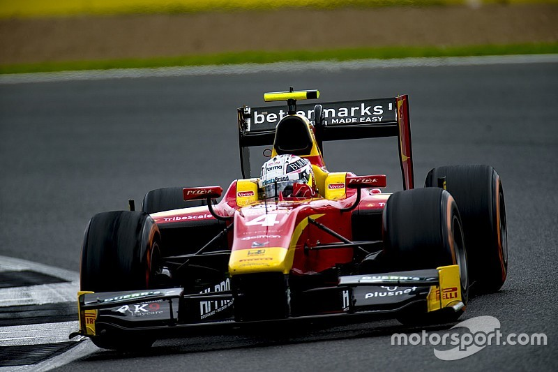 GP2 Silverstone: King pakt thuiszege in sprintrace