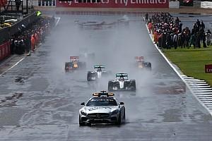 F1 Noticias de última hora Hamilton explica su casi choque contra el Safety Car