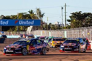 Supercars Rennbericht Supercars in Townsville: Whincup und van Gisbergen dominieren