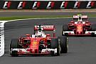 Ferrari sigue centrado en seguir a Mercedes, no en defender el segundo puesto