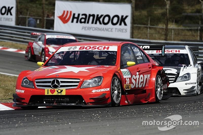 """Van der Zande: """"DTM is echt Formule 1 met een dakje"""""""