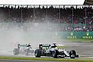 Дощові проблеми FIA