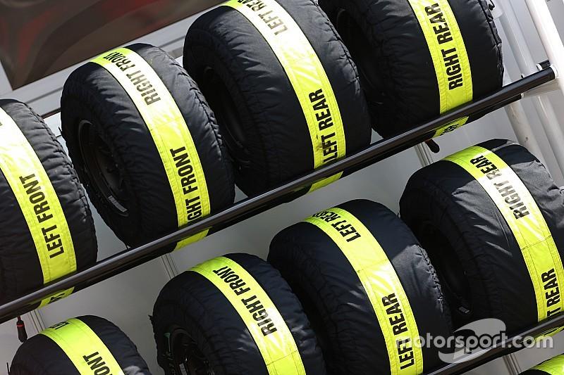 Pirelli revela los neumáticos para el Gran Premio de México