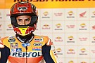 "Márquez: ""No esperaba estar tan arriba a media temporada"""