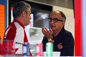 Formel 1 News Krisengipfel in Maranello: Ferrari-Präsident Marchionne will Antworten