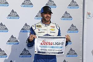 NASCAR Cup Relato de classificação Jimmie Johnson reage e conquista pole em New Hampshire