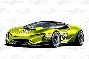 Monster Energy NASCAR Cup Toplijst In beeld: Futuristisch NASCAR-ontwerp voor 2030