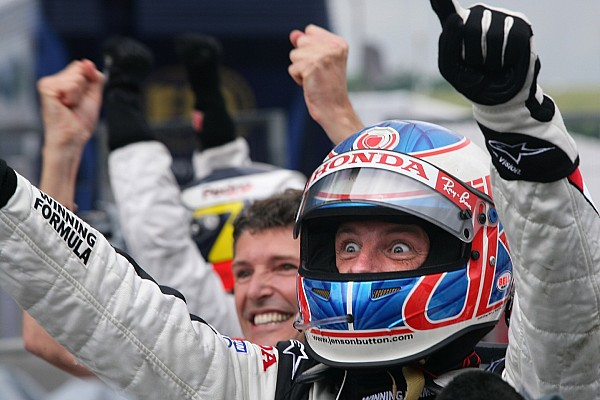 Há dez anos, F1 via 'corrida maluca' em Hungaroring