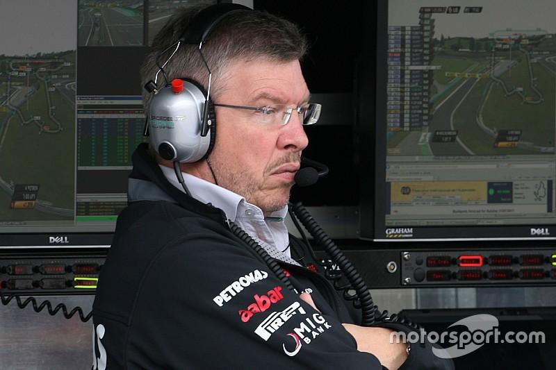 """Brawn: """"No hay ninguna oferta por parte de Ferrari"""""""