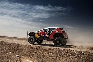 Rallye-Raid Actualités Désastre pour Loeb, alerte pour Despres : la difficile journée de Peugeot